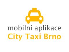 Mobilní aplikace, city taxi Brno, aplikace smartphone