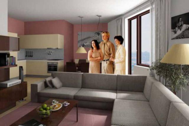Nadstandardní byty, developer Praha, nové byty v Praze