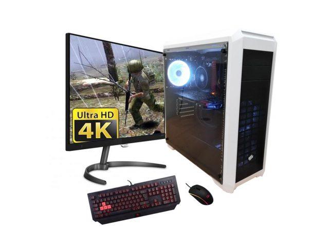Herní počítače, jak vybrat herní počítač
