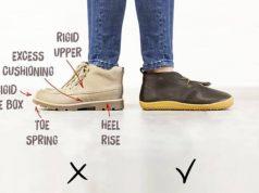 zdravá nohy, boty, jak vybrat obuv