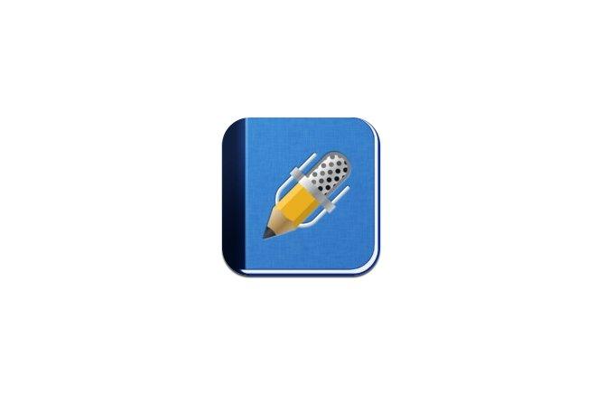 iPad aplikace notability editace a anotace poznámek
