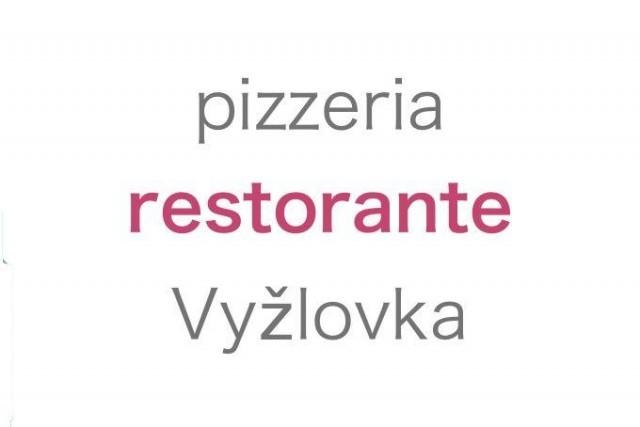 recenze pizzeria restorante Vyžlovka