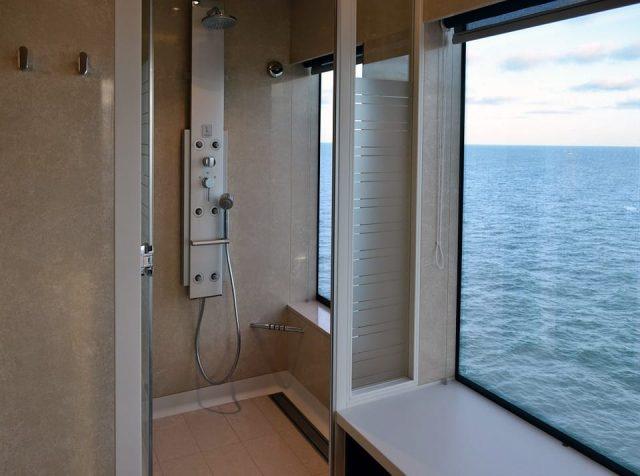 Pohodlné sprchování, sprchový box