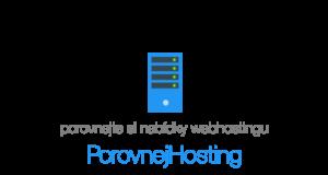 porovnej hosting, webhosting, webhostingy v čr