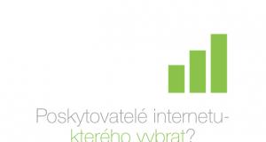 Poskytovatelé internetu