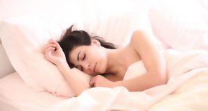 Prostěradla, zdravý spánek