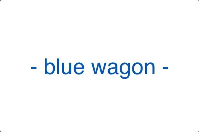 recenze restaurace blue wagon