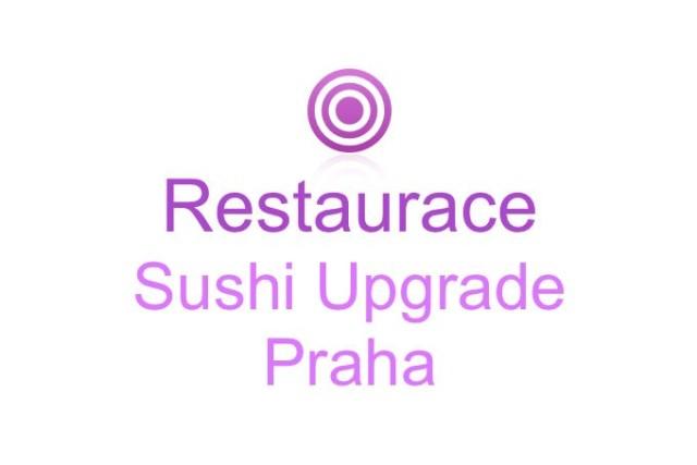 Sushi upgrade praha