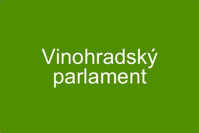 vinohradský parlament, restaurace