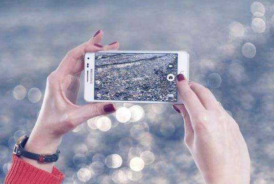 Skleněná pouzdra na mobil