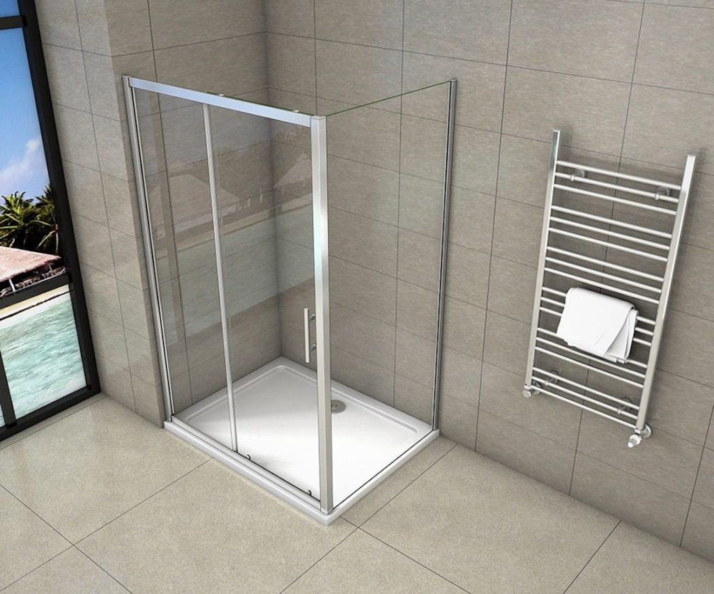 Sprchové vaničky do vaší koupelny, box
