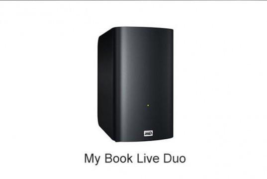 Western Digital My Book Live Duo, osobní cloud