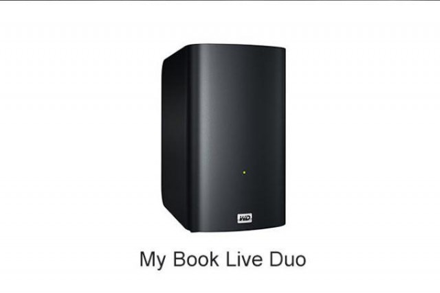Western Digital My Book Live Duo, osobní cloud